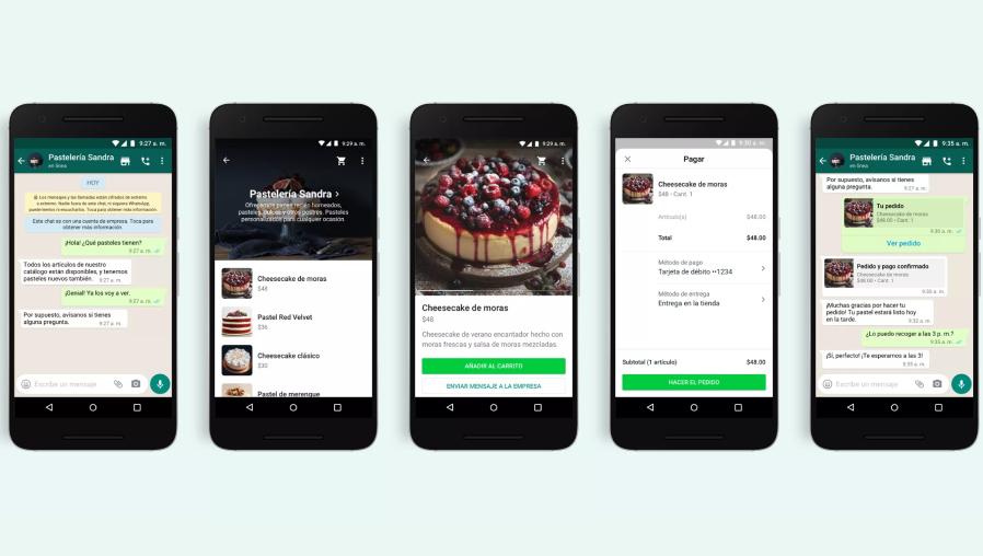 WhatsApp: las compras, los pagos y las novedades que llegarán a la aplicación