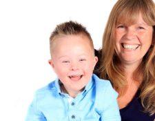Lorraine Buckmaster dice que se sintió presionada para abortar a su hijo Jaxon.