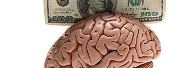 Nuestro cerebro reacciona diferente frente a las ganancias y las pérdidas de dinero.