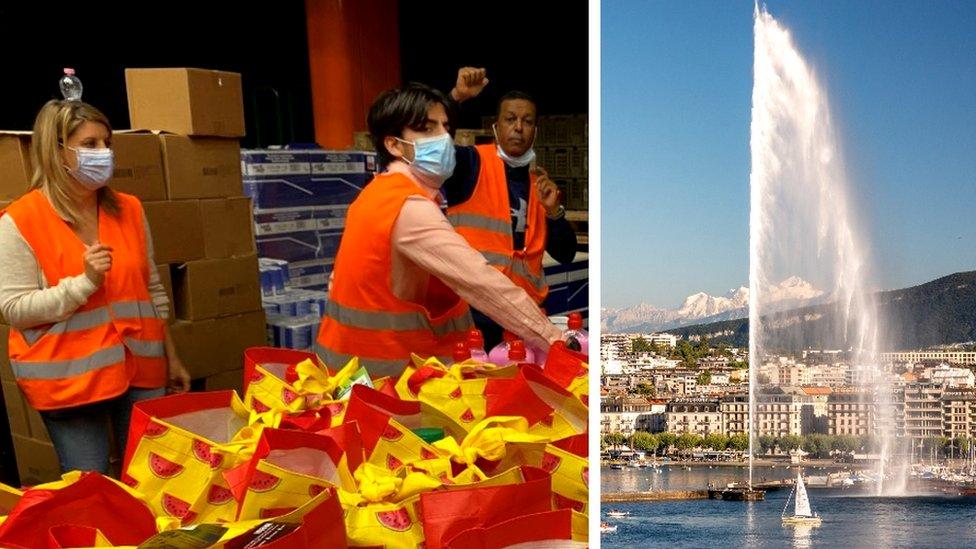 Las razones de Ginebra para fijar el salario mínimo más alto del mundo