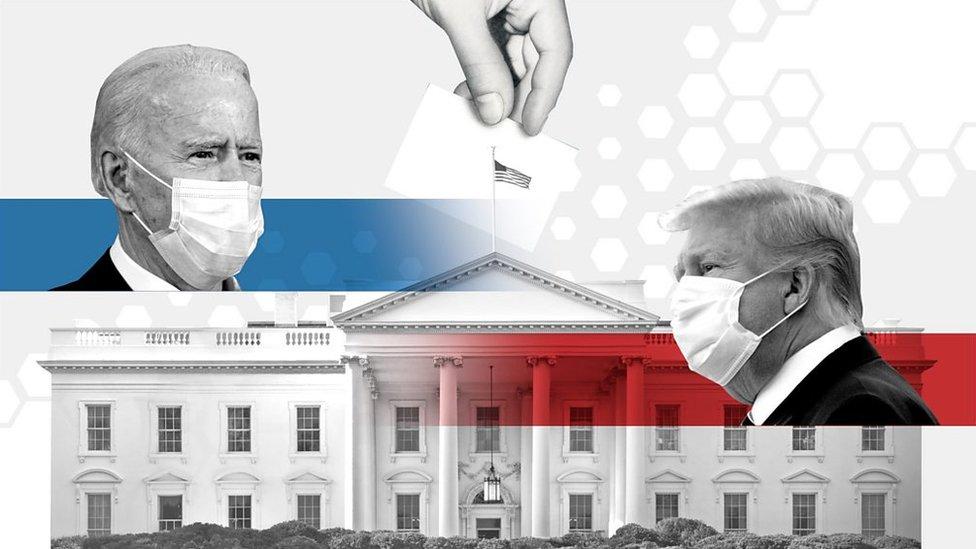 Trump vs Biden: cuáles son los estados que definirán las elecciones en EE. UU. (y por qué todos los ojos están puestos en Florida)