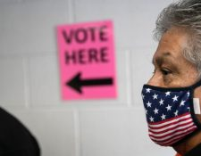 Hasta este lunes, 97 millones de estadounidenses habían ejercido su derecho al voto.