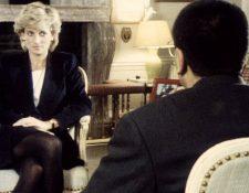 La entrevista que hizo el periodista Martin Bashir con la princesa Diana fue transmitida en 1995.