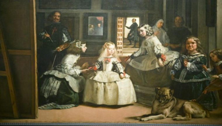 """El cuadro """"Las meninas"""" es la obra más icónica del Museo del Prado en Madrid. GETTY IMAGES."""
