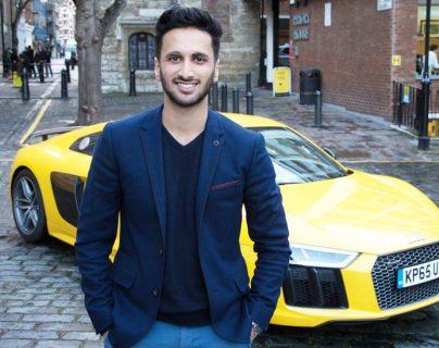 Después de fallar en un negocio, Adnan Ebrahim no se desanimó y siguió adelante con una idea que se volvió un éxito.
