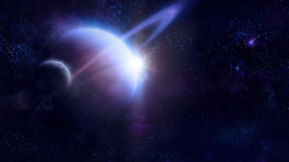 La extraña alineación de Júpiter y Saturno que no ocurría desde la Edad Media