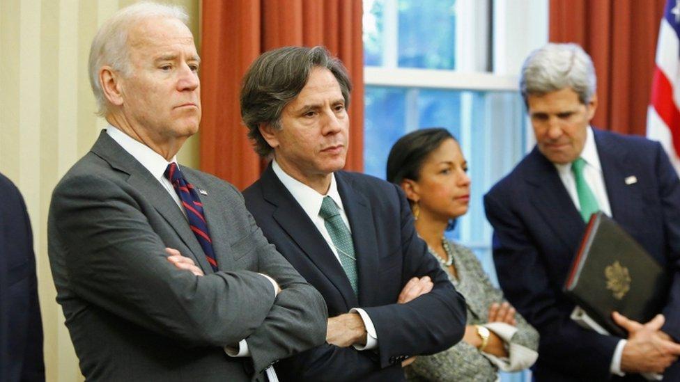 Joe Biden: las nominaciones más llamativas del gabinete del presidente electo de EE.UU., incluido un latino para manejar la inmigración
