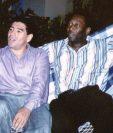 La relación entre Pelé y Maradona estuvo marcada por diferencias y por declaraciones de admiración mutua.