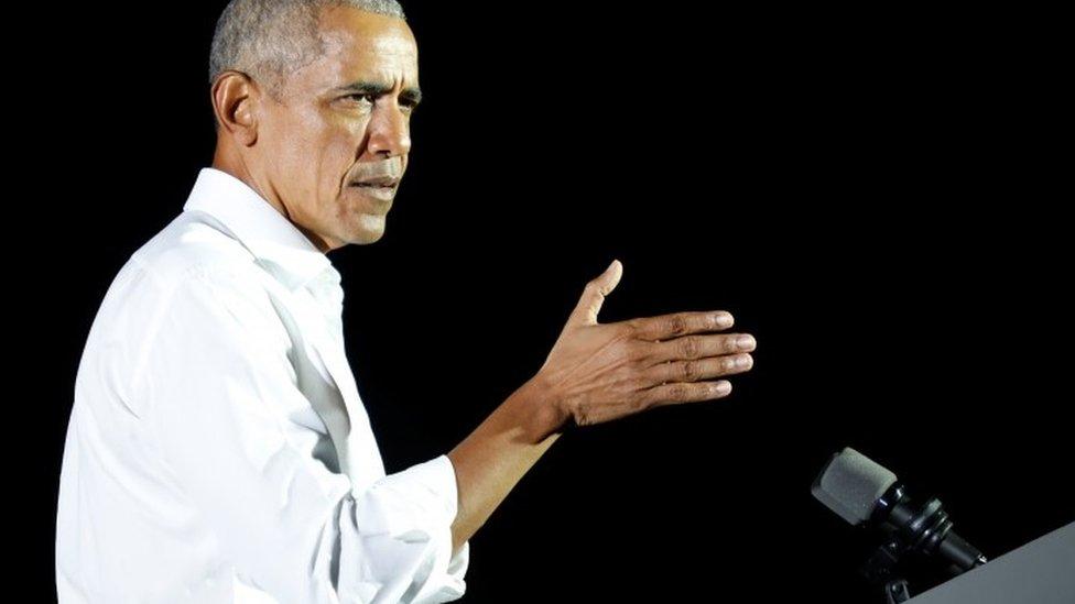 """Expresidente Obama: Invasión al Congreso es una """"gran vergüenza, pero no una sorpresa"""""""