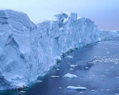 Los satélites han rastreado la pérdida de hielo en Antártica y en el Ártico. ROB LARTER/BAS