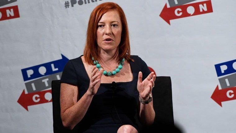 Jen Psaki será la secretaria de prensa de la administración de Joe Biden.