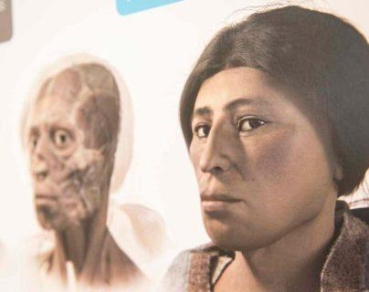 """""""La dama de El Sauce"""" vivió en el actual Perú hace más de 600 años."""