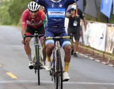 Mardoqueo Vázquez ganó la segunda etapa de la 40 Vuelta a Chiriquí, Panamá. Foto Prensa Libre: Cortesía Fedeciclismo