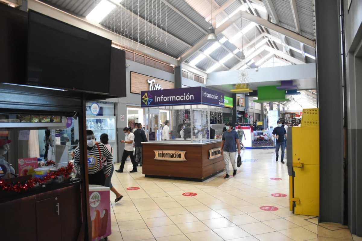 Comienzan inspecciones en centros comerciales por covid-19: esto es lo que verifican autoridades