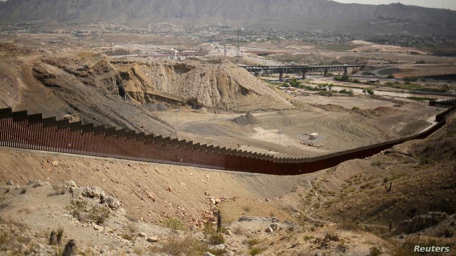 ¿Qué le espera al muro fronterizo de Trump?