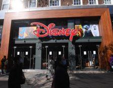 Disney se ve afectada por la pandemia del coronavirus. (Foto Prensa Libre: Hemeroteca PL)