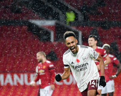 Everton sigue en caída, Arteta conquista Old Trafford del Manchester United