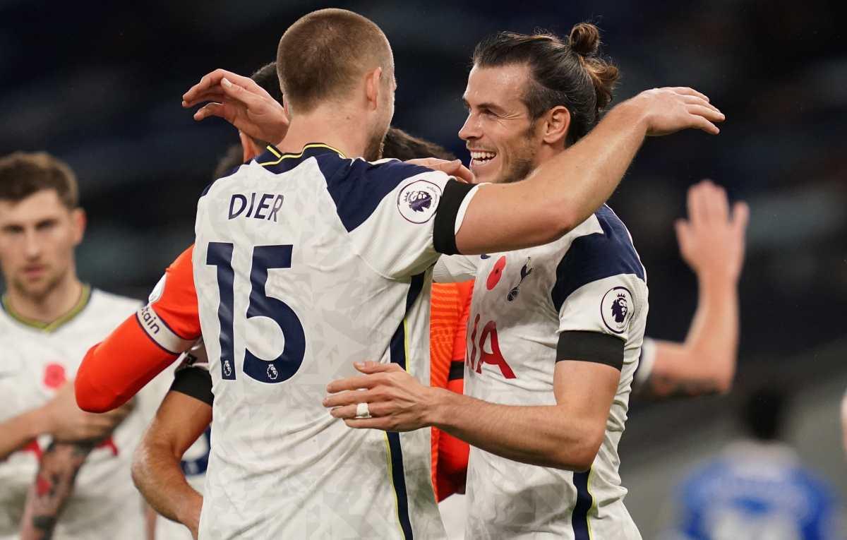 Gareth Bale da el triunfo al Tottenham