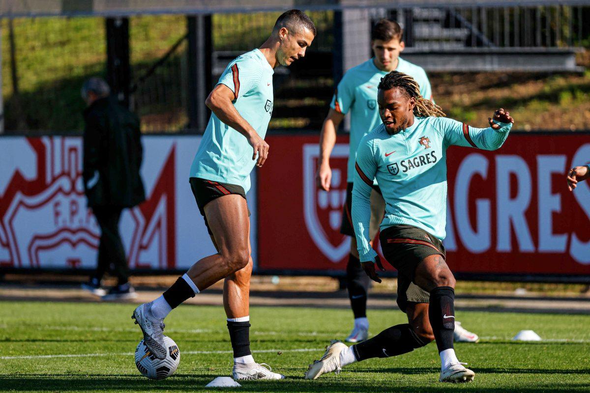 Cristiano Ronaldo, apto para jugar con Portugal y destronar al iraní Alí Daei