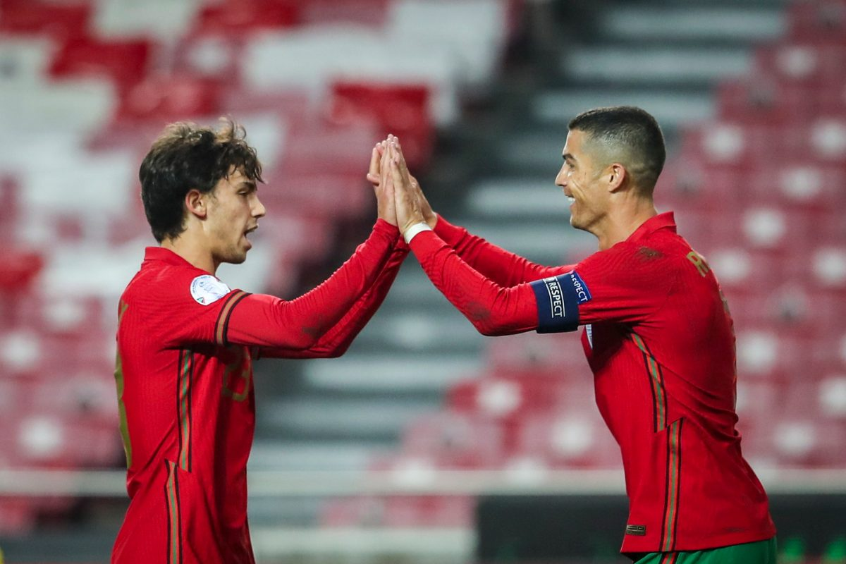Portugal arrolla 7-0 a Andorra y Cristiano Ronaldo vuelve a celebrar y está a siete goles del récord de Ali Daei