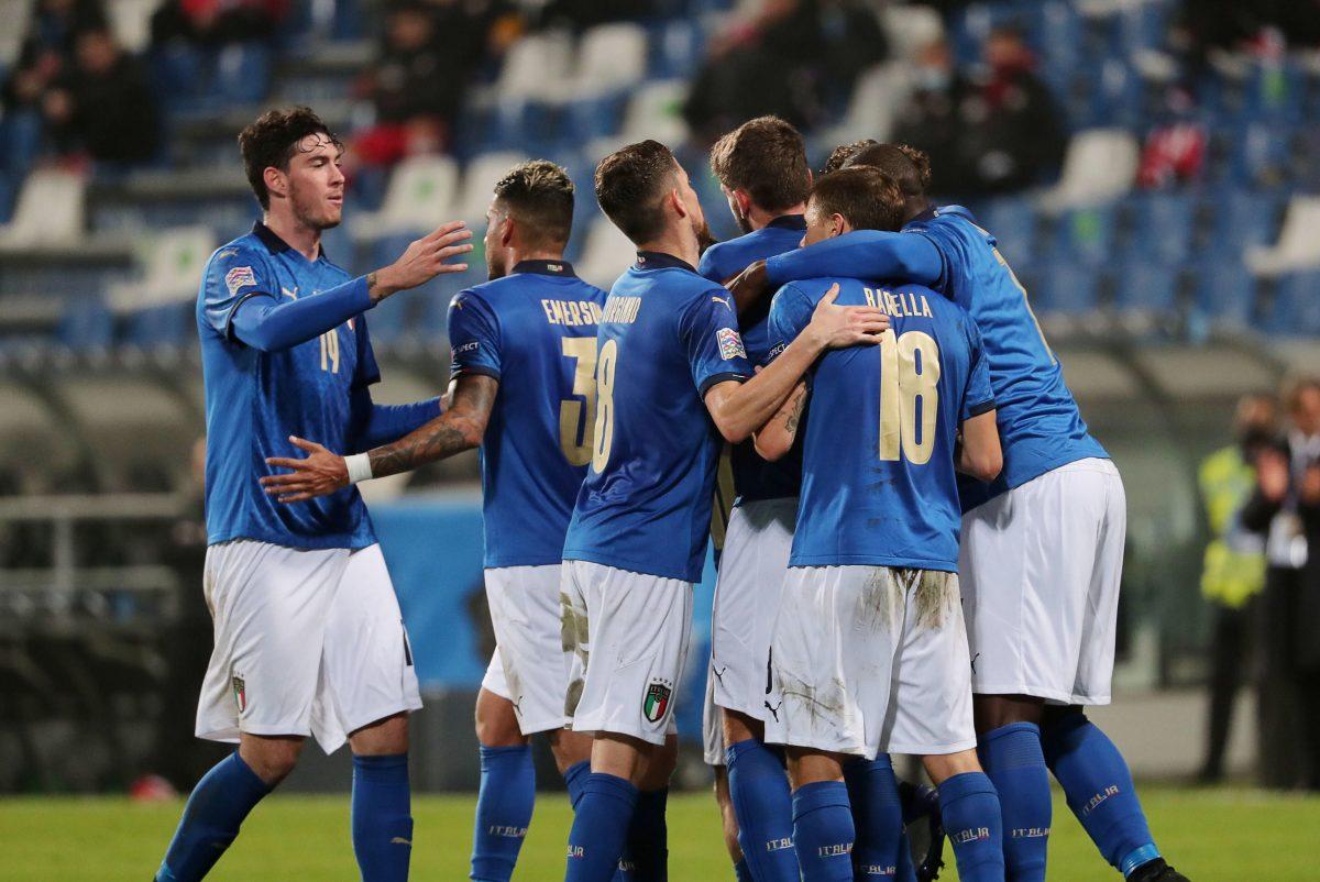 Italia vence 2-0 a Polonia y se acerca a 'Final 4' de Liga de Naciones