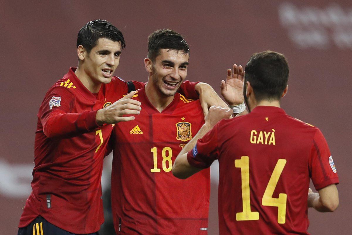 6-0. Goleada histórica de España ante Alemania para estar en la fase final