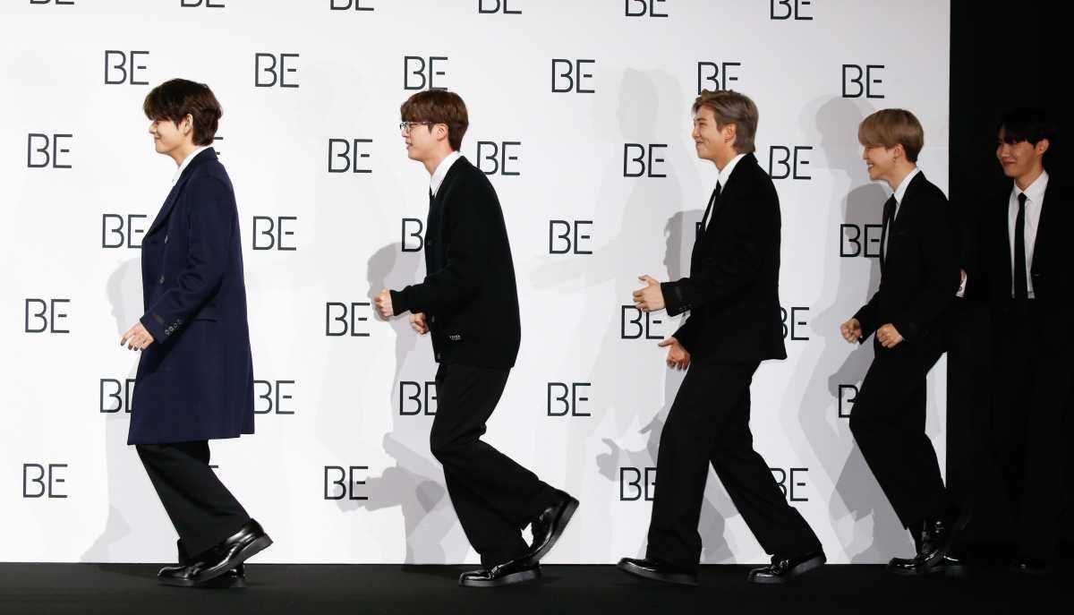 El nuevo álbum del grupo surcoreano BTS impresiona a millones de admiradores con su ritmo de K-pop