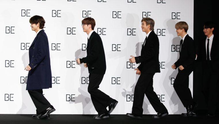 Bangtan Boys BTS