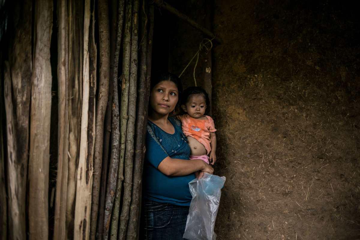 Cuatro de cada 10 desnutridos de Centroamérica están en Guatemala