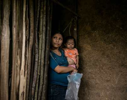 Guatemala vive la situación más crítica de hambre en Centroamérica, revela experto de la FAO