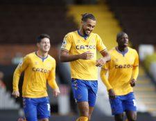 El Everton volvió a conseguir un triunfo luego de tres jornadas. (Foto Prensa Libre: AFP)