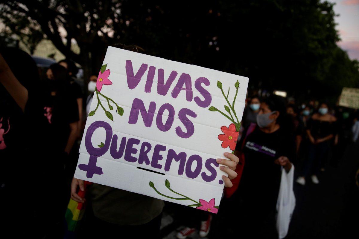 Piden que planes de respuesta para covid-19 aborden la violencia de género