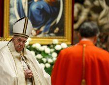 Papa Francisco nombra 13 cardenales