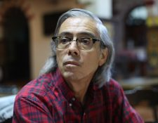 El narrador, periodista, ensayista, editor. (Fotografía: Maria Jose Bonilla)