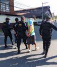 Logran el rescate de 3 menores de edad en el municipio de San José Pinula