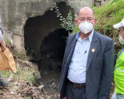 Gaspar Chay Hic, alcalde de San Cristóbal Totonicapán. (Foto: Municipalidad de San Cristóbal Totonicapán)