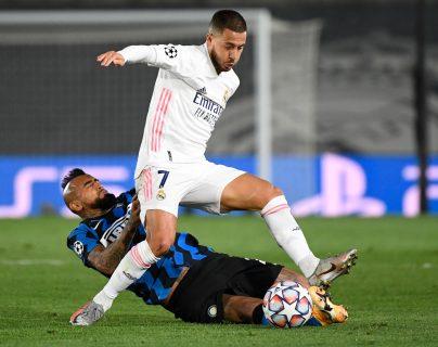 Casemiro y Hazard dan positivo al covid-19
