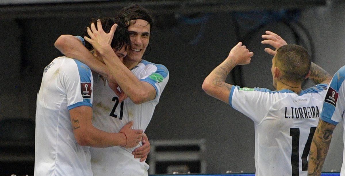 Uruguay anula a Colombia y gana en Barranquilla por primera vez