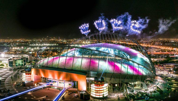 Este lunes 7 de diciembre se realizará el sorteo de la fase de clasificación de los países europeos para Qatar 2022. (Foto Prensa Libre: AFP)