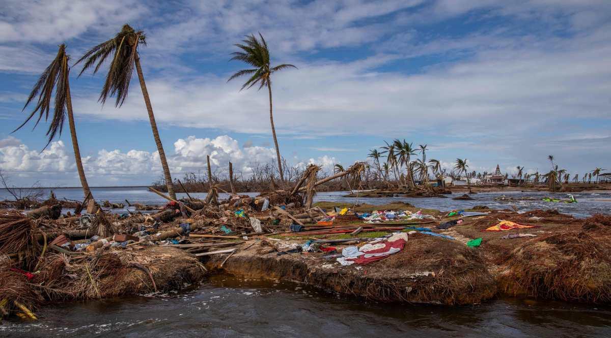 La histórica temporada de huracanes en el Atlántico que rompe récords y que se niega a culminar