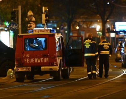 Terrorismo en Viena: hombres armados perpetran ataques en el centro de la ciudad