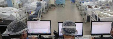 El mundo aún es impactado por la pandemia del covid-19. (Foto: AFP)