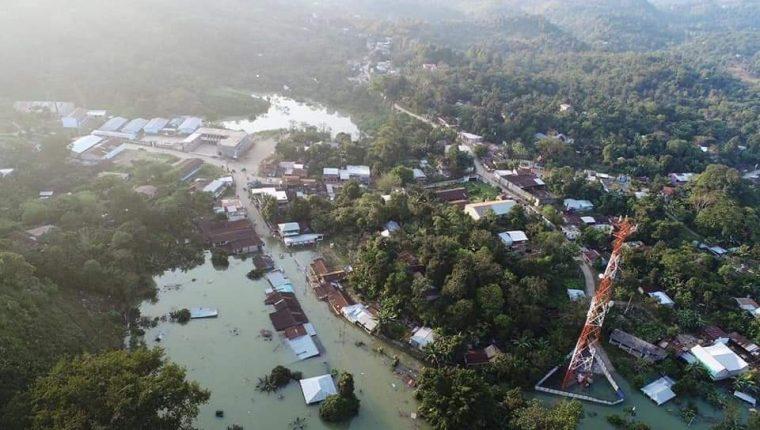 Ministra de Salud dice que la aldea Campur, Carchá, difícilmente podrá volver a ser habitada