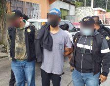 La Fiscalía Municipal de Villa Nueva realizó 19 allanamientos en ese municipio y reportó cuatro detenciones. (Foto Prensa Libre: Ministerio Público)