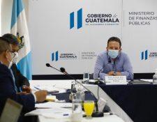 Las propuestas de la mesa de diálogo para las modificaciones del presupuesto 2021 se conocerán en la tercera semana de diciembre. (Foto Prensa Libre: Hemeroteca)