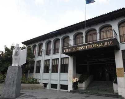 CSJ y Congreso convocan a elección de magistrados de la Corte de Constitucionalidad 2021-2026
