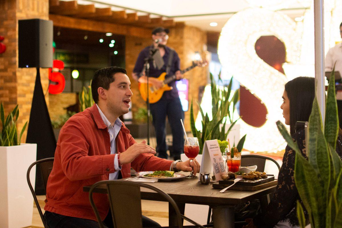Miraflores da la bienvenida de nuevo a Plaza Tenedor, un exclusivo espacio gastronómico