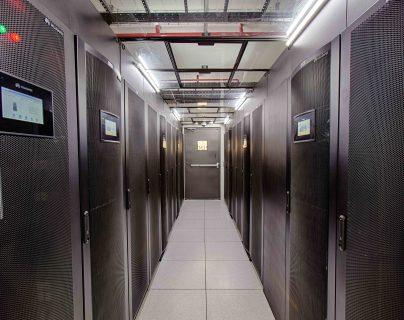 Tigo Business cuenta con  varios Data Center en el país para dar respaldo a las empresas. Foto Prensa Libre: Cortesía