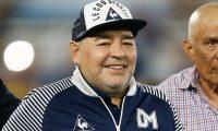 Diego Maradona falleció
