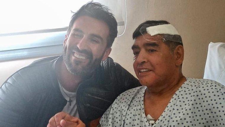 Diego Maradona hospital